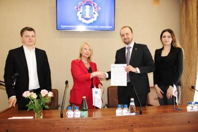 КРО АЮР и «Общее дело» подписали соглашение о сотрудничестве