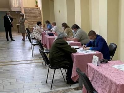 Юристы КРО АЮР в составе мобильной приемной Губернатора края работали в Шушенском районе