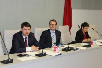 Состоялось заседание Совета КРО АЮР