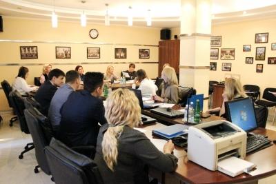 Мартовское заседание Правления палаты
