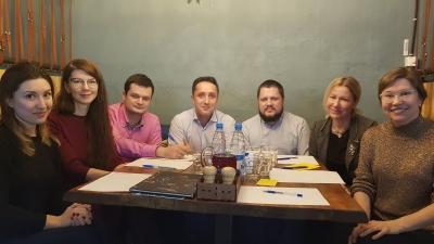 Команда Нотариальной палаты Красноярского края – победитель Юридического квиза!