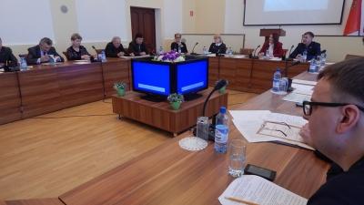Патриотические слушания в Общественной палате