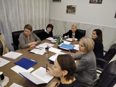 Мартовское заседание Правления Нотариальной палаты края