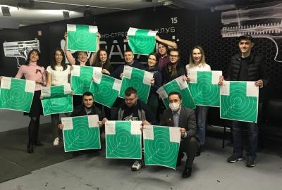 В Красноярске прошел турнир по пулевой стрельбе «Мы помним»