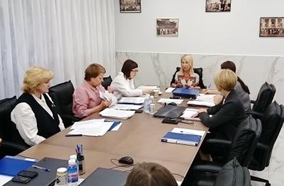 Решения сентябрьского заседания Правления палаты