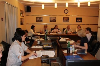 Августовское заседание правления Нотариальной палаты Красноярского края