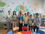 Спортивная коробка в детском доме «Солнышко» засияла новыми красками