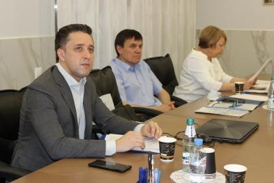 Заседание Правления Нотариальной палаты Красноярского края