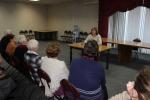 Лекция-семинар для пожилых граждан