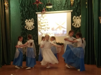 Рождественский фестиваль в Устюге