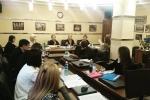 Февральское заседание Правления