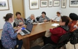 Нотариус Эвенкии провела лекцию-беседу в Школе безопасности для пожилых граждан и инвалидов