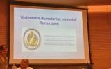 Представитель Нотариальной палаты Красноярского края прошла обучение в Международном Университете нотариата в Риме