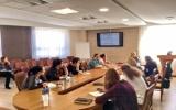 Светлана Зылевич провела семинар для адвокатов