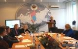 Заседание Общественного Совета при Управлении Росреестра по Красноярскому краю