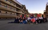 Юные патриоты вернулись из лагеря «Океан»