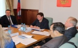 Заседание в Минюсте России по краю