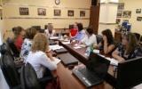 Рабочая встреча с представителями органов опеки и попечительства города Красноярска